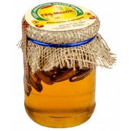 Мед с миндалем 320 грамм