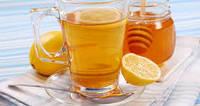 Мед с лимоном 320 грамм
