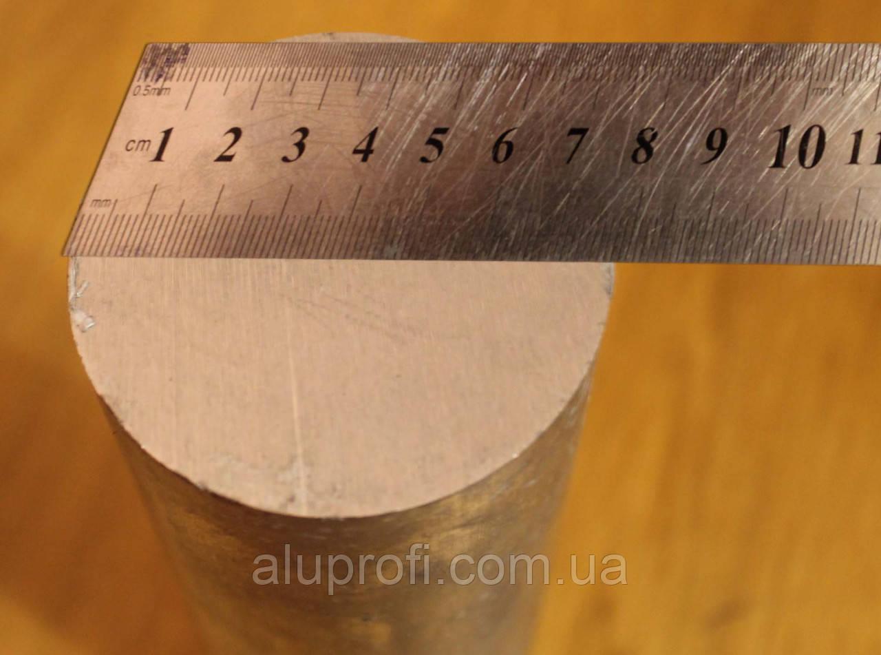Круг алюминиевый  ф80мм AW-2024 Т351 (Д16Т)