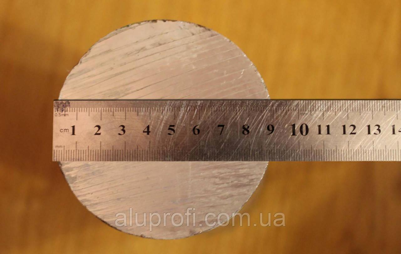 Круг алюминиевый  ф90мм AW-2024 Т351 (Д16Т)