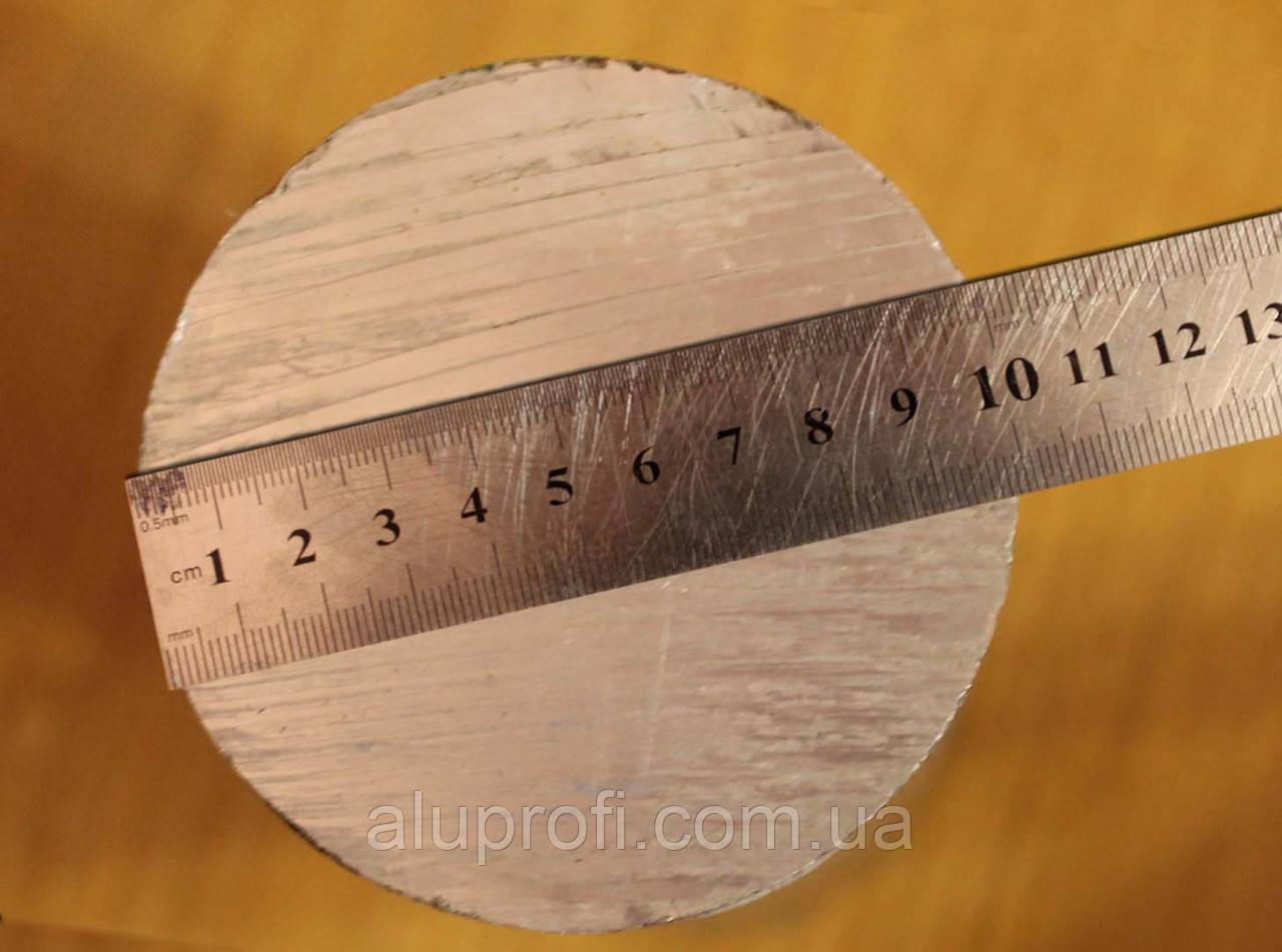 Круг алюминиевый  ф100мм AW-2024 Т351 (Д16Т)