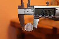 Круг алюминиевый ф 20мм 6060, АД31Т5, 6065, фото 1