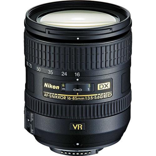 Nikon AF-S 16-85mm f/3.5-5.6G ED VR DX ( на складе )