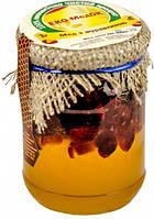 Мед с клюквой 320 грамм