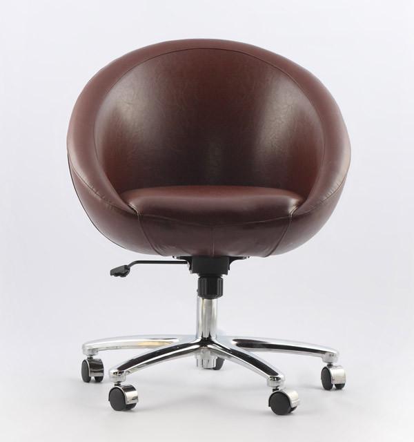 Офисное кресло Office Michelle коричневое