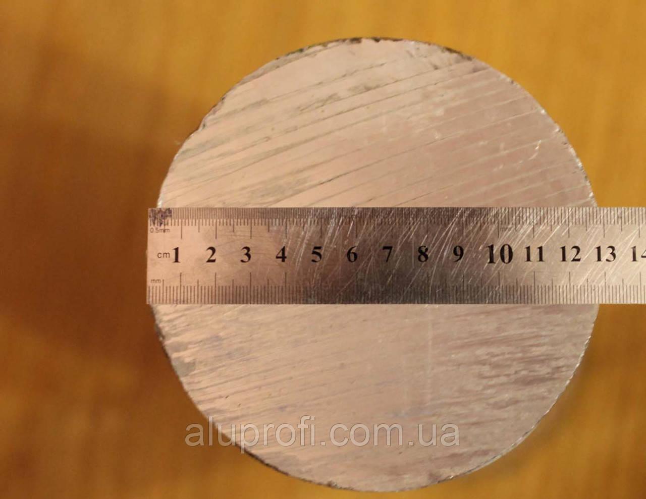 Круг алюминиевый  ф130мм AW-2024 Т351 (Д16Т)