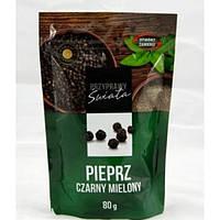 Перец черный молотый Przyprawy Swiata 80г (Польша)
