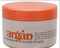 Крем питательный для тела с маслом аргана, 200мл Deliplus