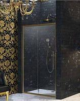 Односекционная раздвижная дверь с неподвижным сегментом 120 см Huppe Enjoy Victorian EV0402 (крепление слева)