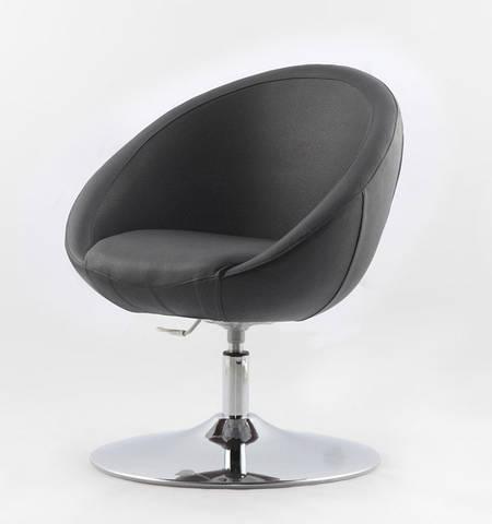 офисное кресло Lux Michelle (черное)