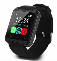 Умные часы Smart watch U8 Uwatch black черные