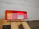 Стекло заднего фонаря левого Ваз 2108, Ваз 2109, Ваз 21099 (Формула Света, Россия), фото 2