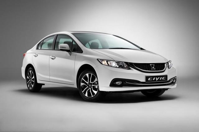 Honda Civic 2012-2015