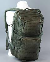 Рюкзак тактический военный  Mil-tec Laser Cut, Олива 36 литров