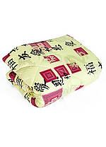 """Одеяло шерстяное стёганное (сатин+шерсть) ТМ """"Ярослав"""", 140х205 см, фото 3"""
