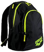 Рюкзак 30 литров Arena Spiky 2 Backpack Fluo Yellow (1E00553)