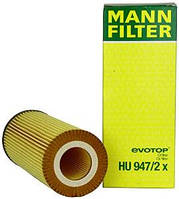 Фільтр масляний 92023E Deutz 1012, TCD2012 2V, HU947/2X Mann