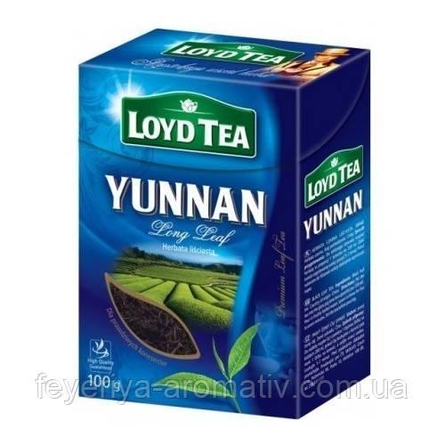 Чай черный Loyd Yunnan 80гр. (Польша)