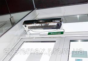 Тепломаш КЭВ-4П1153Е - электрическая тепловая завеса, фото 3