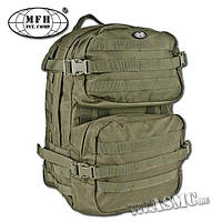 MFH Рюкзак штурмовой 40 литров, US Assault Pack III olive