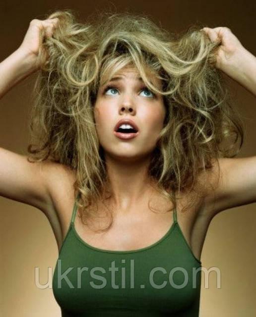 Что делать если у вас сухие волосы