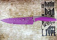 Нож поварской CF S201A металлокерамика (лезвие 20см)