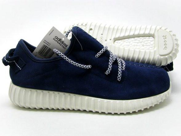 Кроссовки мужские Adidas Yeezy Boost 350 Low Suede