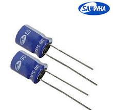 10mkf - 350v SD 10*12 SAMWHA, 85°C