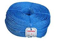 Полипропиленовая веревка,шнур Marmara 3мм, длина 200 метров