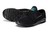 Кроссовки Nike SB Stefan Janoski Max Black/Mint