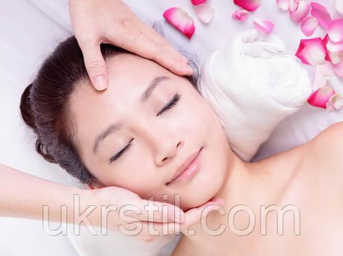 Китайский массаж лица для омоложения