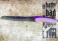 Нож для хлеба CF S202C металлокерамика (лезвие 20см), фото 1