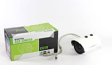 Камера видеонаблюдения Digital 635  день / ночь цилиндрическая цветная с подсветкой и блоком питания