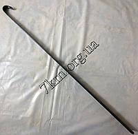 Ложка обувная длинная металл с крючком 70 см Оптом