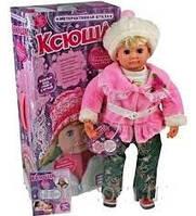 Интерактивная кукла Ксюша 5332 (поет, моргает, поворачивает голову, шевелит губами)