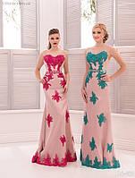 Вечернее платья 16-464