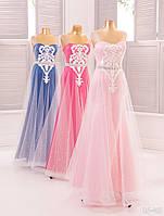 Вечернее платья 16-465