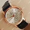 Механические наручные часы Vacheron Constantin PinkGold/Silver 2424