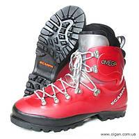 Пластиковые альпинистские ботинки Scarpa Omega Thermo, размер UK 7.5, 10.5, 12.5, 13