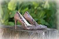 Туфли на шпильке с острым носом коллекция 2016., фото 1