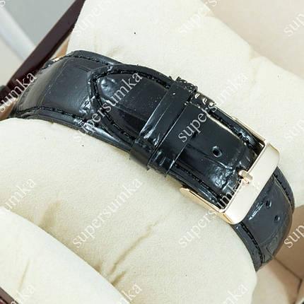 Классические наручные часы Vacheron Constantin Black/Gold/White 2435, фото 2