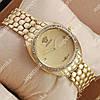 Стильные наручные часы Versace Gold/Gold 4602
