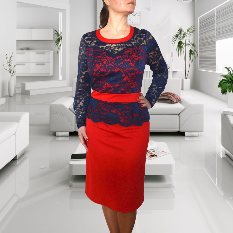 Магазин женской одежды гипюр с доставкой