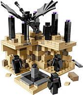 Конструктор Майнкрафт Lego Bela 10173