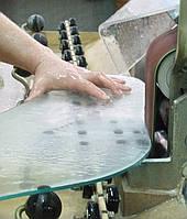 Криволинейная обработка стекла/зеркала