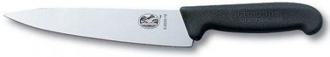 Уникальный кухонный нож для нарезки мяса Victorinox Fibrox 52003.19 черный