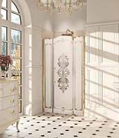 Распашная дверь для ниши 120 см Huppe Studio Victorian SV0601 (крепление слева)