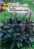 Семена Базилик фиолетовый Москворецкий 1 грамм Семко Юниор