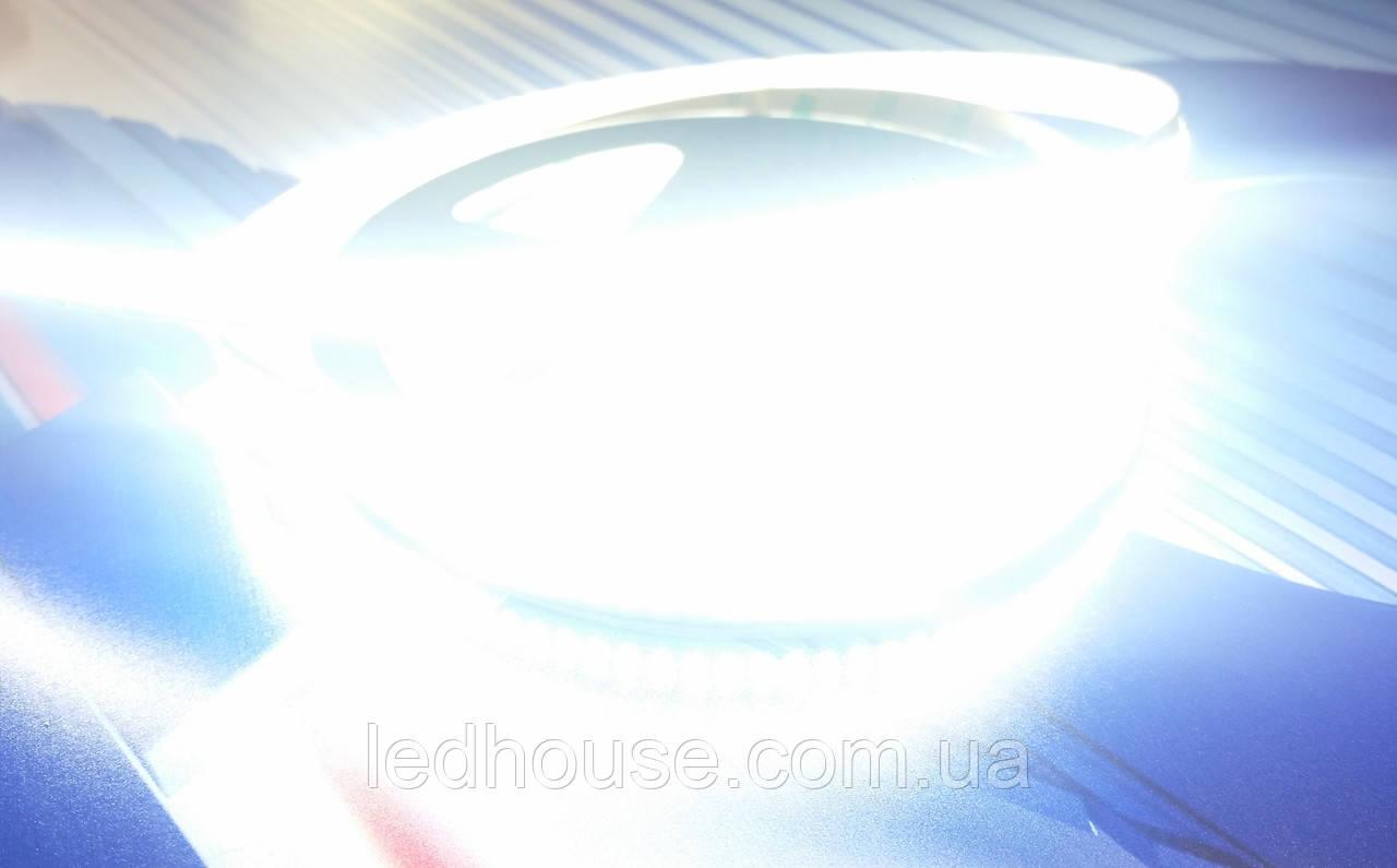 Светодиодная лента 3014-204 led мт Яркая Белая PREMIUM