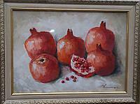 Картины современных художников «Гранаты»